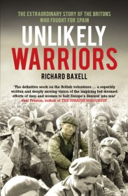 Richard Baxell, Unlikely Warriors