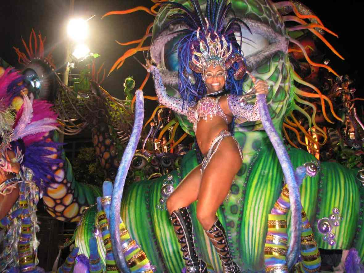 Brazilian Carnival - The Biggest Party on Earth