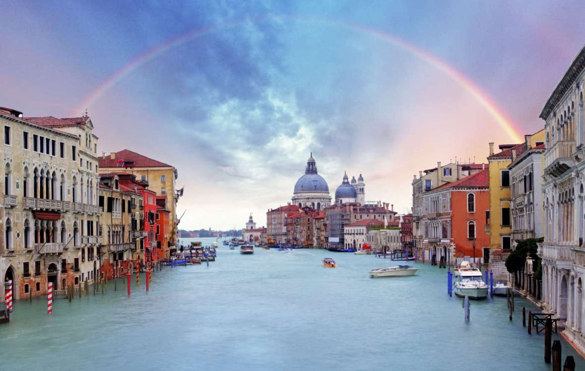 Just a surreal place ..Venice. You just must see it! Best in Winter as there are no crowds