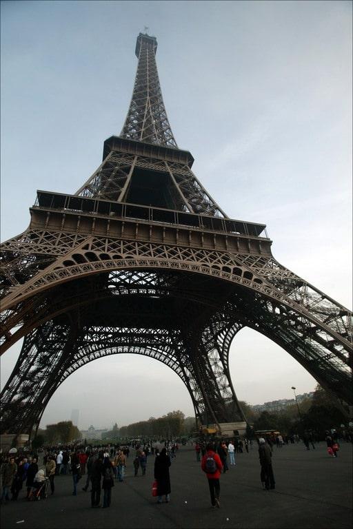 Eiffel Tower PARIS!
