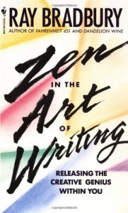 Zen in the Art of Writing cover.