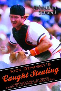 Rick Dempsey's Caught Stealing