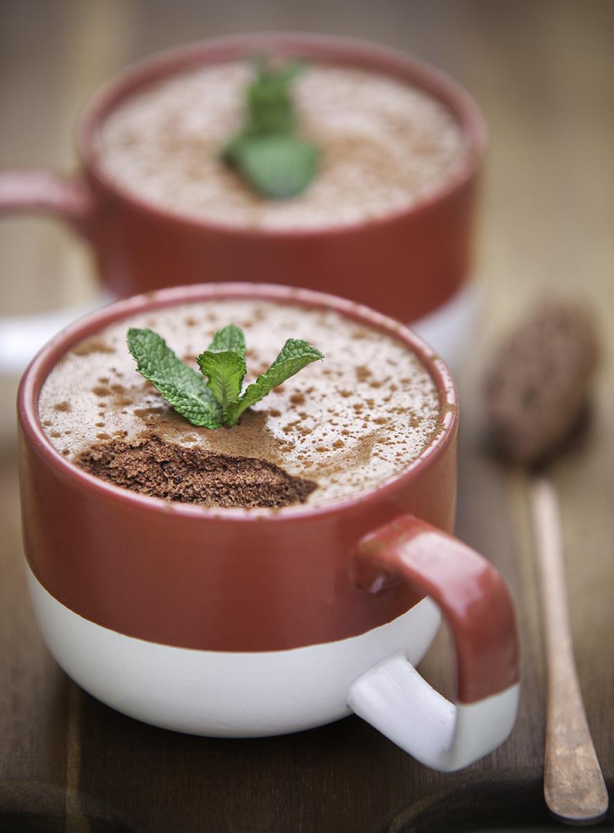 vegan chocolate mousse recipe