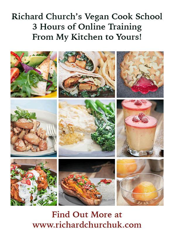 Vegan Cook School Facebook