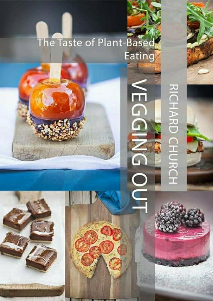 Vegging Out Vegan cookbook
