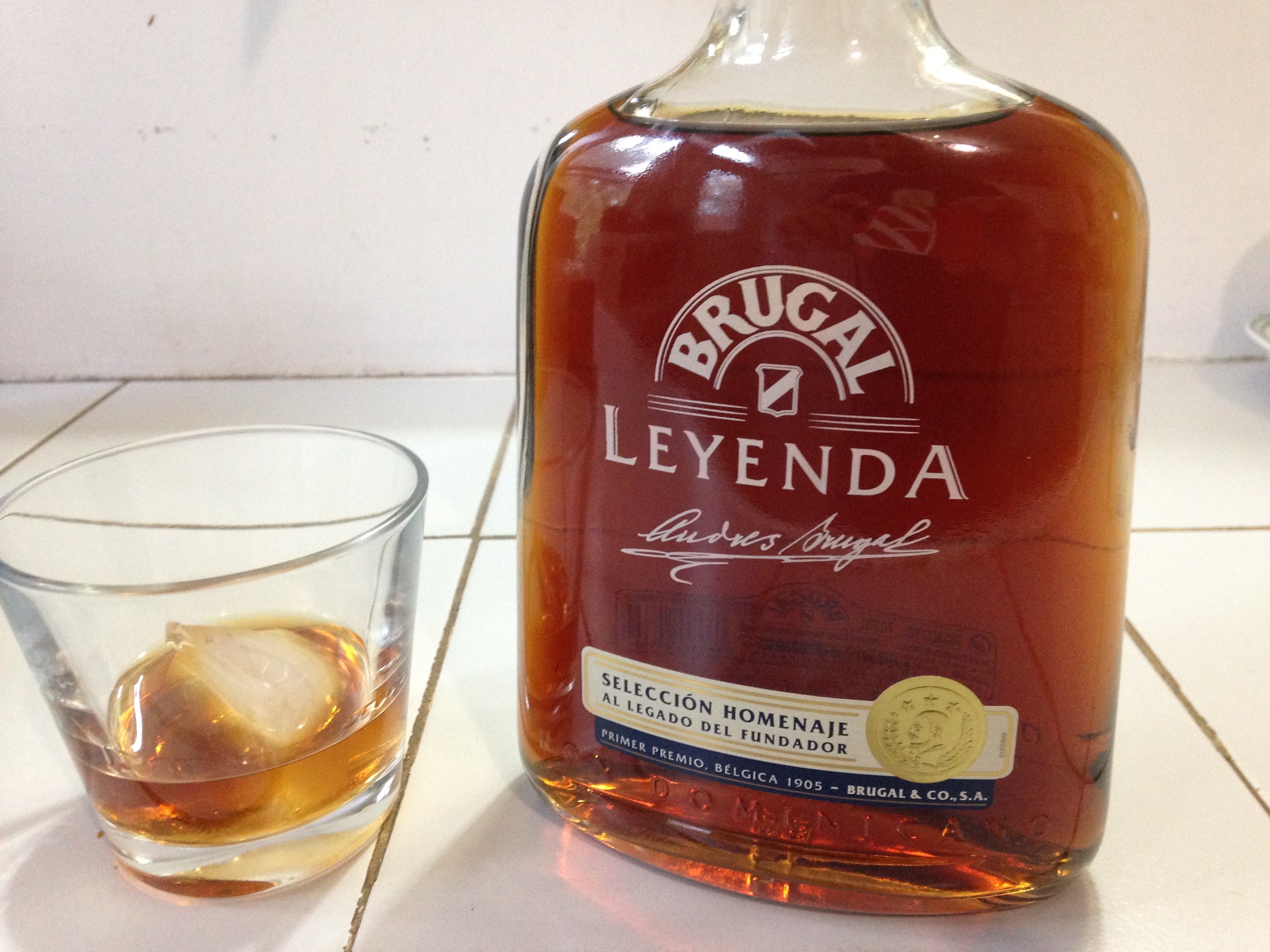 Brugal Leyenda