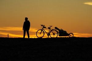Richard Durrant's cycling tour