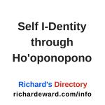 Self I-Dentity through Ho'oponopono (SITH) developed by Mornnah Simeona