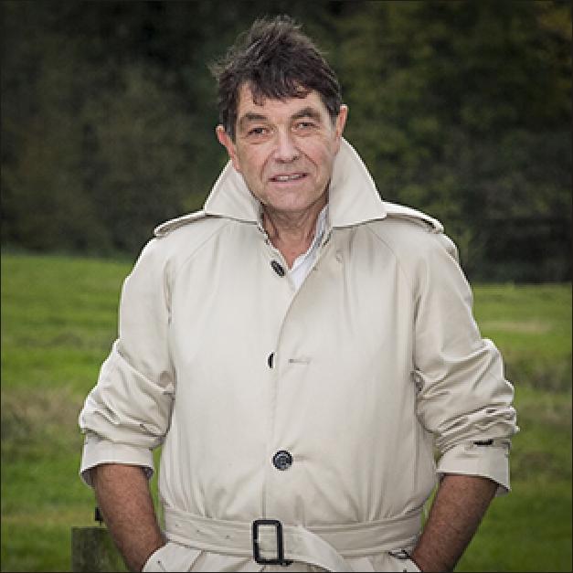 Richard in coat