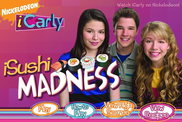 Icarly goes to Japan se movio... (1/2)