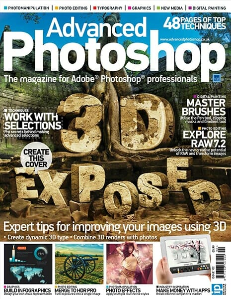 Advanced Photoshop Issue 102 Feature