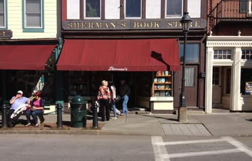 Bookstore in Mainex