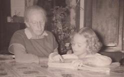 Lanie & Grandma