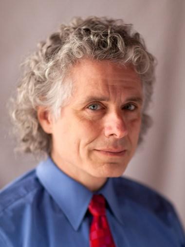 [Steven Pinker.]