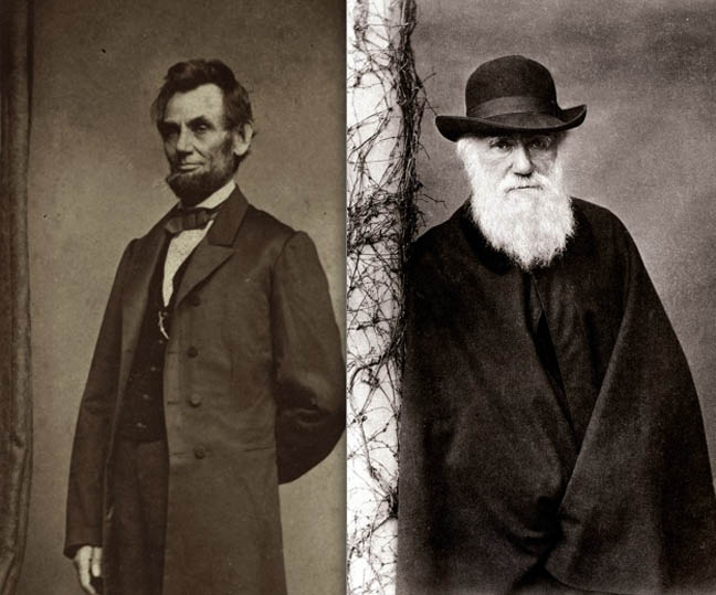 Lincoln and Darwin