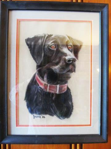 [Tess: 1982 portrait.]