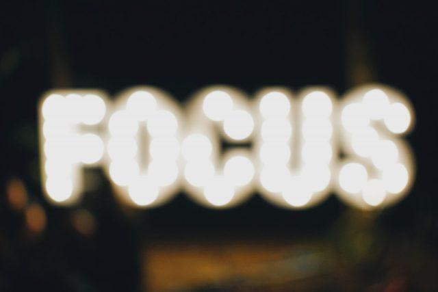 Focus – dag 89 van 90