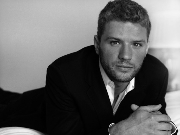 Ryan Phillippe at the Four Seasons hotel Sunday in Beverly Hills October 08, 2006. The young actor has been quietly building up his resume, first in Crash and now as navy shipman John Bradley in Clint Eastwood's World War II epic, Flag of Our Fathers.