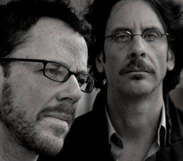 "Directors Joel and Ethan Coen at the Four Seasons hotel in Beverly Hills, Saturday, January 26, 2008. Their oscar-nominated, ""No Country for Old Men"" is racking up the critical acclaim and is currently the favorite to win best picture, among others of its 8 nominations."
