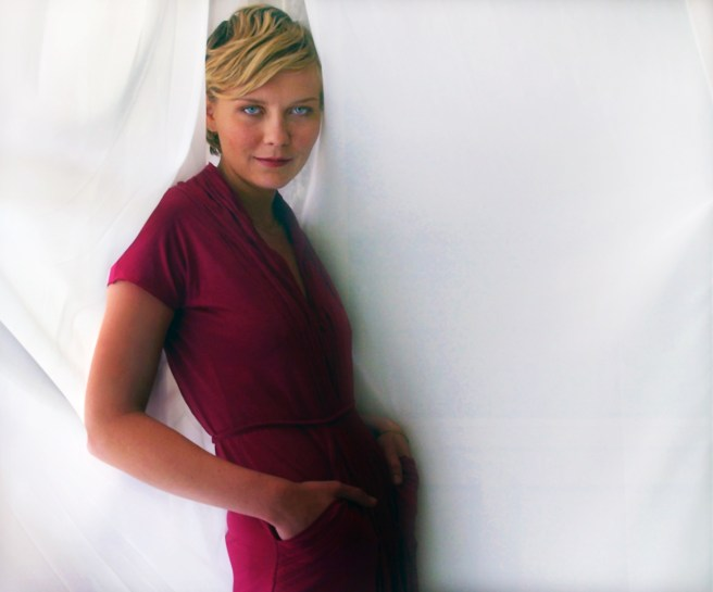 Actress Kirsten Dunst at the Four Seasons Hotel, Thursday morning in Beverly Hills.