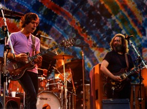 GRATEFUL DEAD - BOB WEIR & JERRY GARCIA