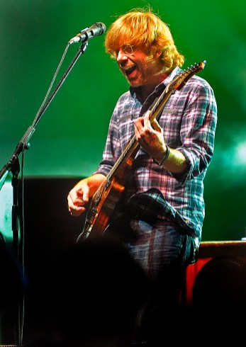 PHISH - TREY ANASTASIO