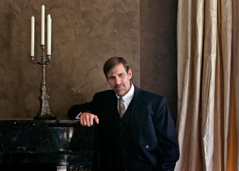 Billionaire broadcom founder Henry Nicholas III at his home in Newport Beach Friday July 13, 2007. He is being sued by a former assistant. Nicholas contends the lawsuit is an attempt to extort millions from him.