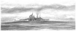 HMS Anson: Artic Distant Cover