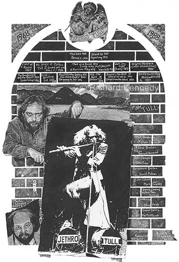 Jethro Tull 20th Anniversary