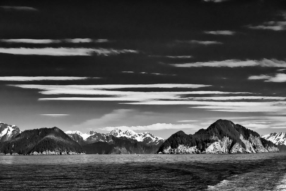 Across Resurrection Bay to the Aialik Peninsula