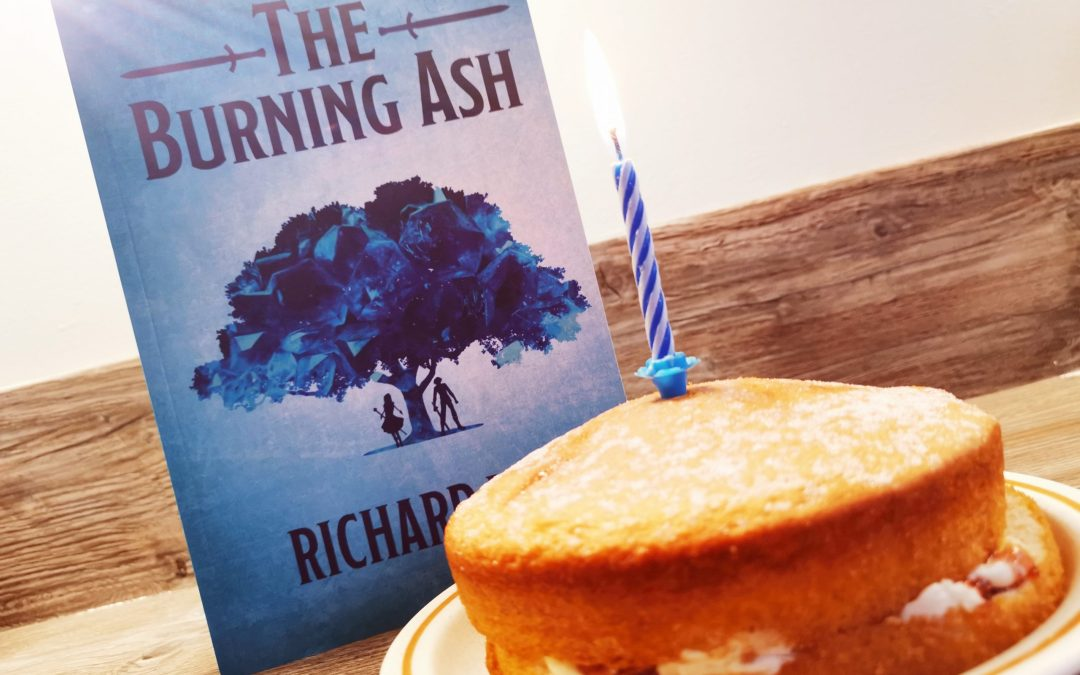 The Burning Ash Turns One