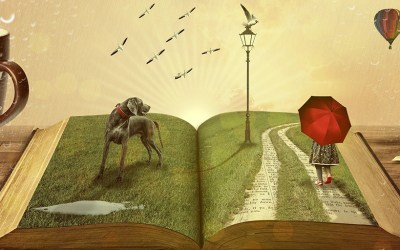 How ideas become stories
