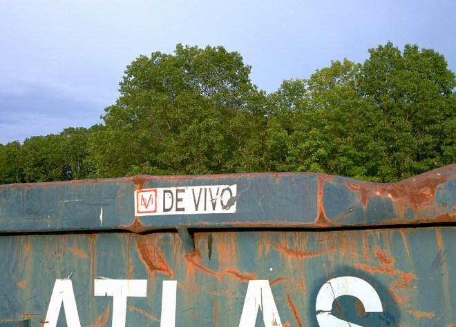 Dumpster ATT Store