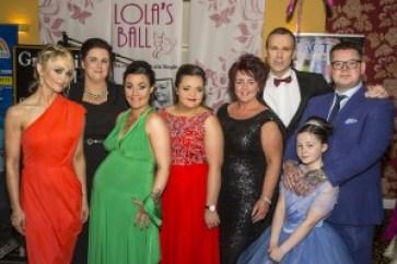 Lolas Ball Act for Menengitis fundraiser is a huge success!