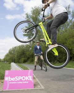 BeSPOKE 2016 Limerick's biggest ever cycling festival