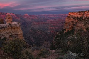 Grand Canyon Afterglow