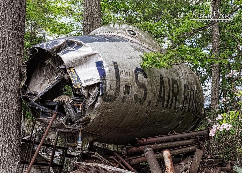 Richard Lewis Photography Airplane and Automotive Graveyard Workshop