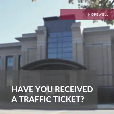 Hopewell Traffic Ticket Attorney