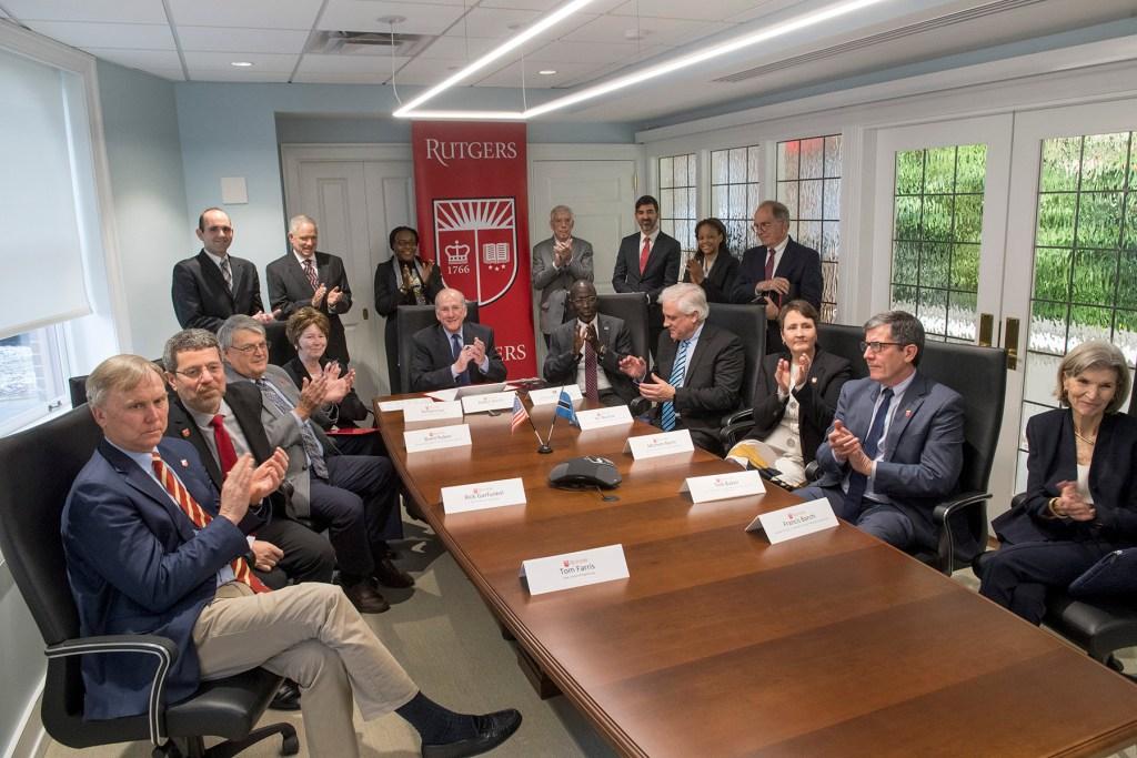 Rutgers Botswana Partnership