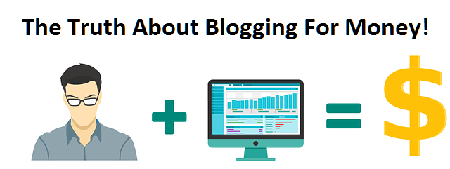 the truth about blogging for money