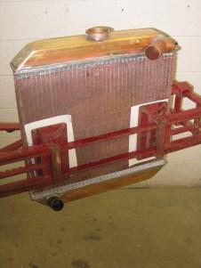 Alvis Radiator Restoration