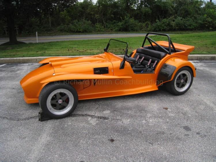 Lotus Replica Custom Fabrication