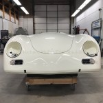 Porsche 356 Speedster in Assembly Process