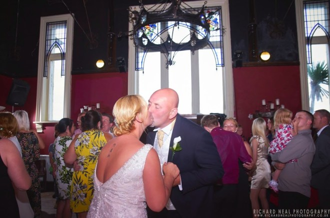 Staincliffe Hall in seaton carew wedding