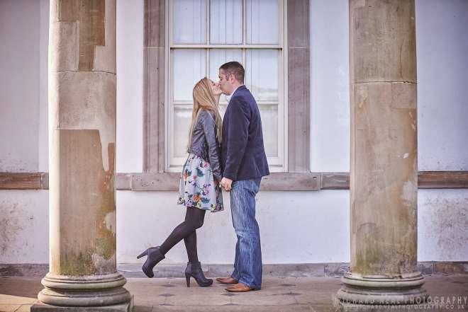 Sedgeifield Hardwick Park pre wedding shoot