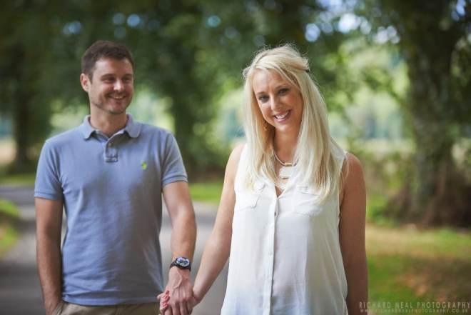 Pre wedding engagement shoot near Darlington