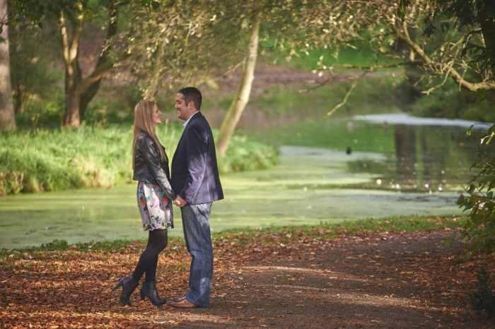 Sedgefield hardwick park pre wedding shoot