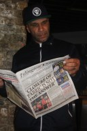 Goldie wants news on Fabric first... and he knows where to turn