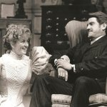 Morell in Candida (with Joyce O'Conner) - Baltimore Center Stage