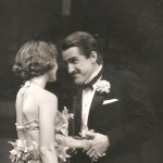 Steve Crandall in Broadway( with Peggy Taphorn) directed by George Abbott - Royale Theatre